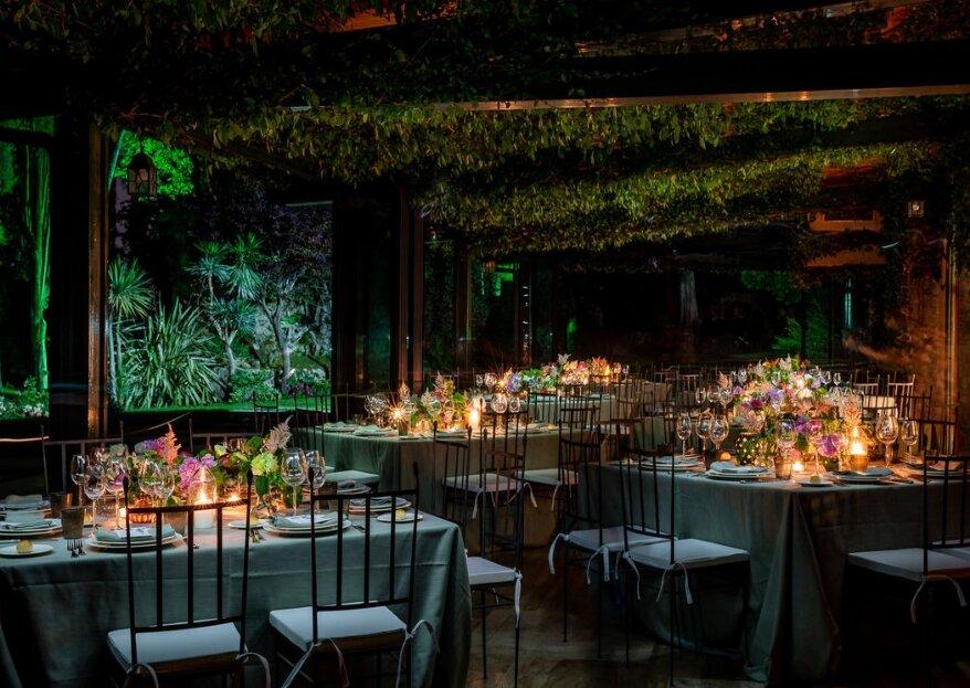 A Villa Il Barco potrete festeggiare le vostre nozze a bordo piscina, ricreando un'atmosfera ricca di romanticismo!