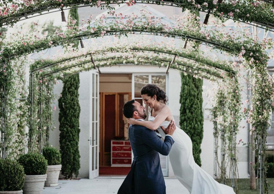 Solo para ti: la boda de Marta y José