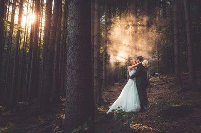 Unsere Top 14 Hochzeitsfotografen für München und Umgebung: Finden Sie hier den Fotokünstler für Ihre Hochzeit 2017!