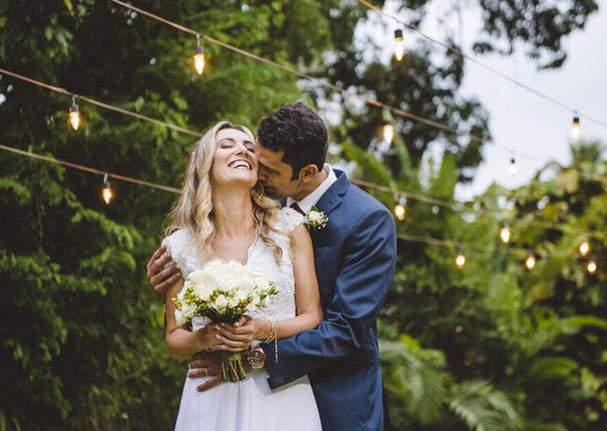 Casamento na natureza: lugares incríveis para sua celebração!