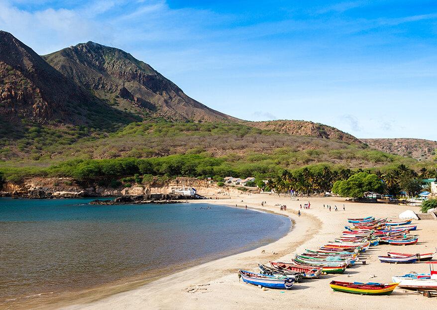 Lua-de-mel em Cabo Verde: um destino muito especial