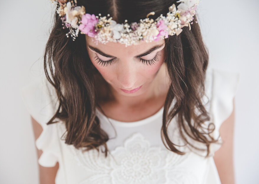 Las dudas más frecuentes de las novias sobre peinados y maquillaje. ¡Los expertos responden!