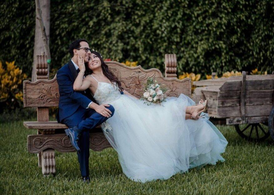 ¿Cómo mantener el misterio de tu matrimonio entre los invitados? ¡Deja lo mejor para el final!