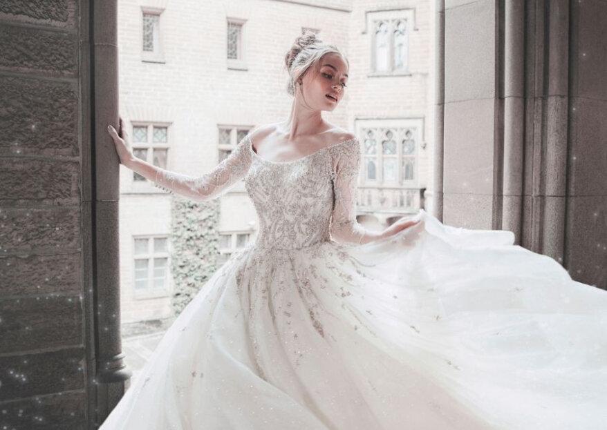 7 penteados de casamento inspirados na sua princesa favorita da Disney