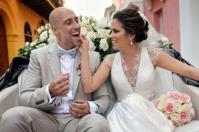 ¡9 motivos para casarse en Cartagena!
