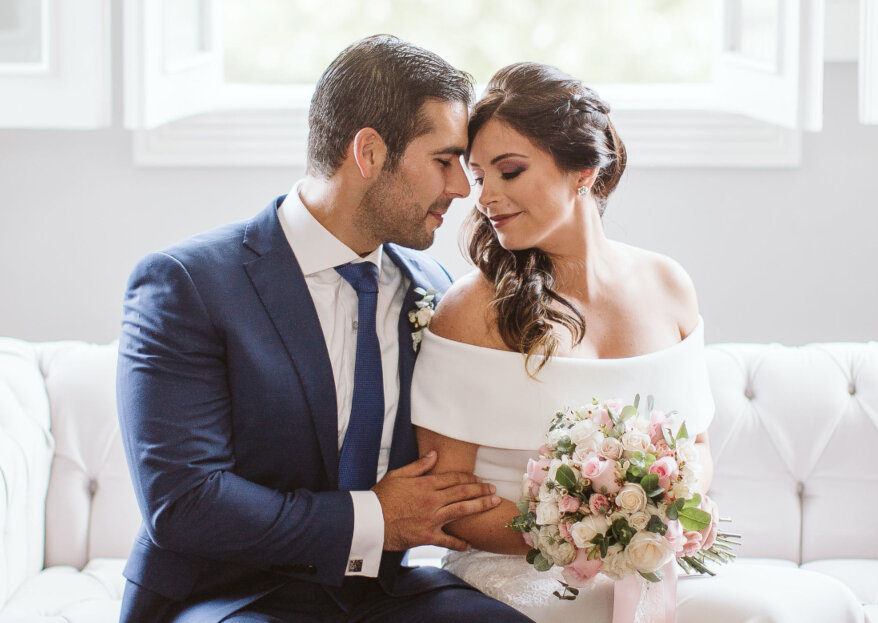 Mariangela y Germán: ¡cuando los detalles románticos reflejan esta unión!