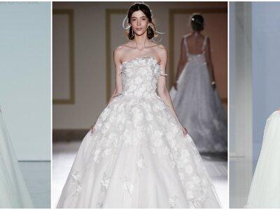 Os 50 vestidos de noiva de saia volumosa: alcance um look exclusivo!