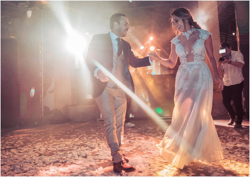 ¿Te gusta el rock? Estas 9 canciones te encantarán para el primer baile de casados
