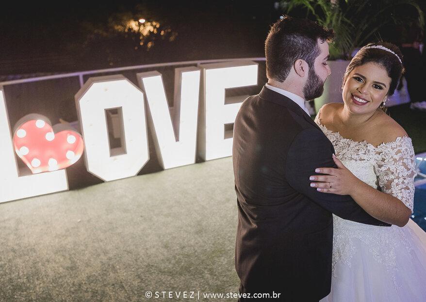 Carla & Marcos: o amor inevitável que saltou do universo digital para o mundo real!