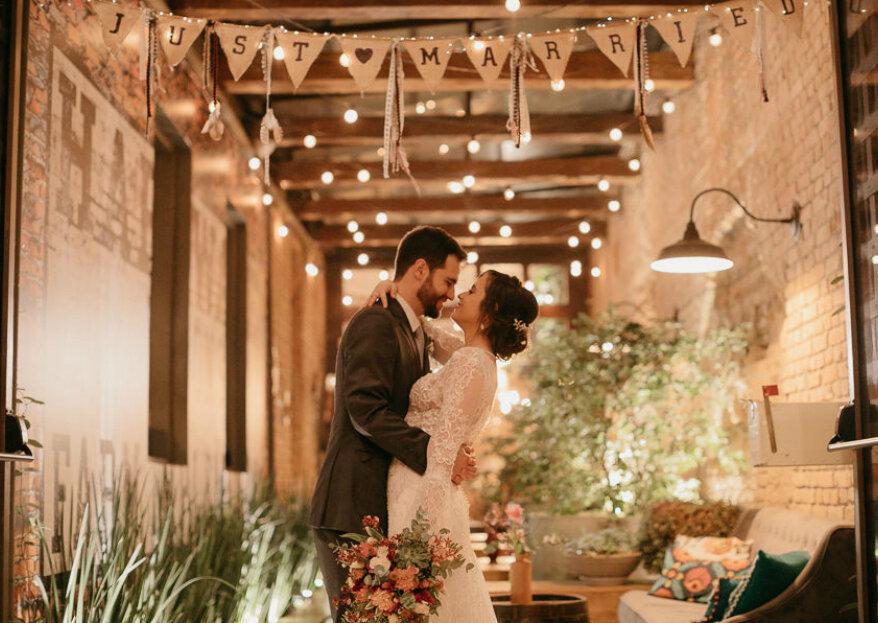 A escolha do local para o seu casamento: detalhes que influenciam de forma sutil a sua decisão!
