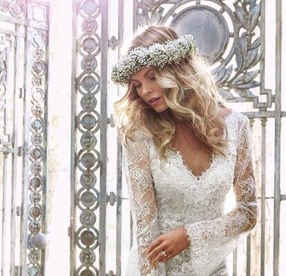 Vestiti Da Sposa Marche.I 60 Outfit Da Sposa Piu Belli Delle Migliori Marche Americane