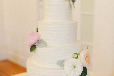 Un pastel de boda para cada tipo de celebración, ¿con cuál te quedas?