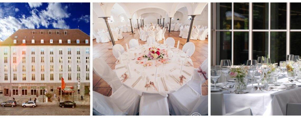 Heiraten in Augsburg: Das sind die 10 herrlichsten Hochzeitslocations!