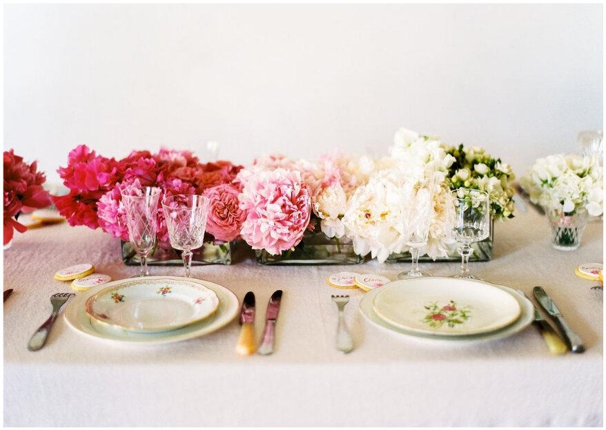 Comment décorer un mariage vintage en 5 étapes