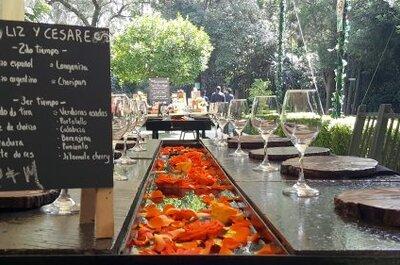 Piedra y Madera: una experiencia gourmet que tus invitados recordarán
