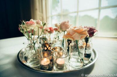 Ideeën om jouw bruiloft prachtig te verlichten!
