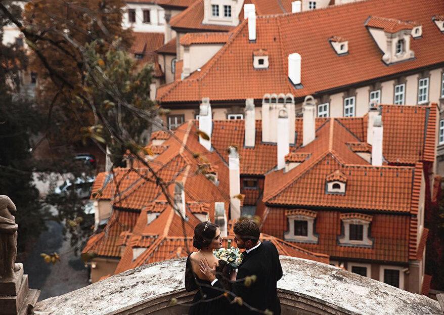 Как организовать свадьбу в Праге: советы и рекомендации экспертов