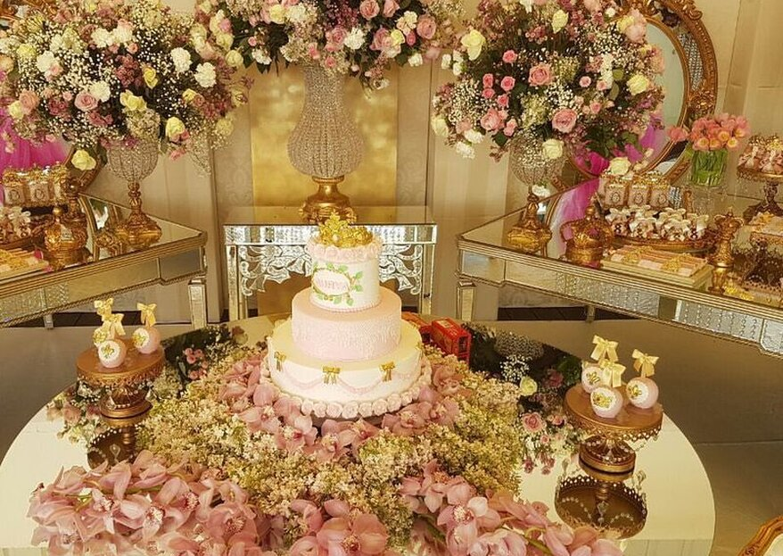 Les Demoiselles: Learn how to sweeten your Portuguese wedding with bridal cakes and desserts