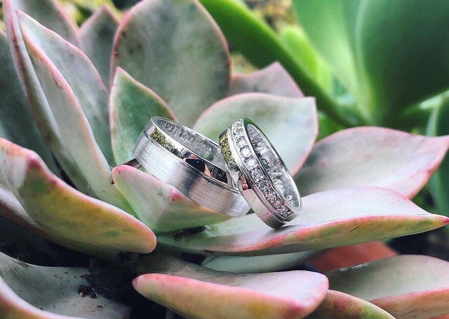 Así se escoge un anillo de compromiso o argolla para toda la vida, consejos de Merlads Joyeros