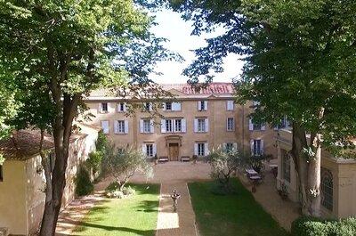 Mariez-vous dans cette propriété d'exception dans le Languedoc et restez-y plusieurs jours