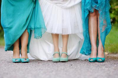 Jak przygotować ślub z przewodnim kolorem mięty? Świetne pomysły!
