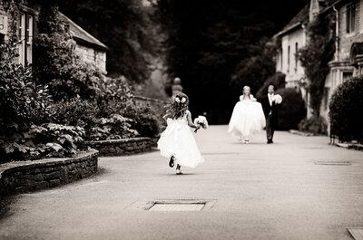 4 choses à déléguer au papa de la mariée