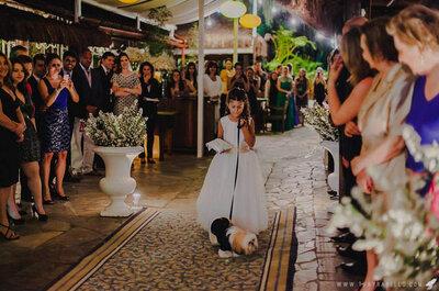Los niños en las bodas también son invitados