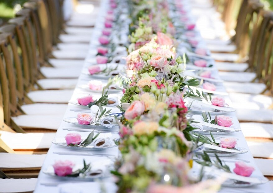 Des compositions florales qui rendront votre réception époustouflante grâce à Emily Alarcon