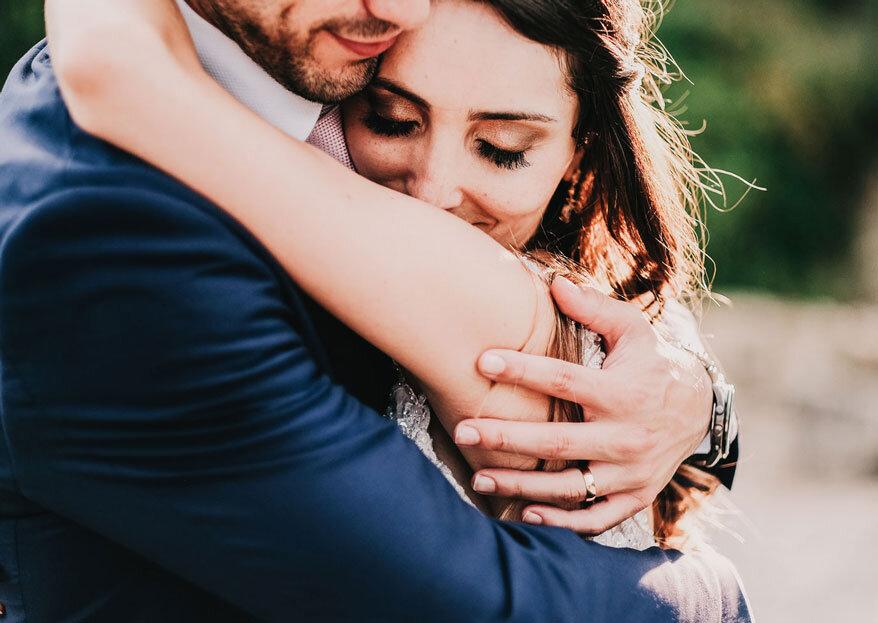 Cláudia e Diogo: a leveza de um casamento de sonho visível em cada detalhe