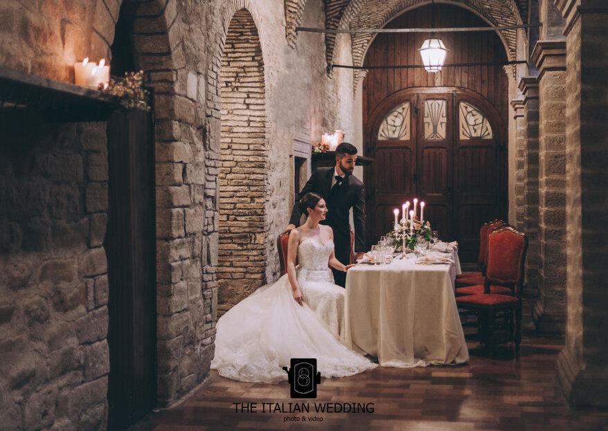 Una villa elegante per ogni tuo desiderio di nozze da avverare!