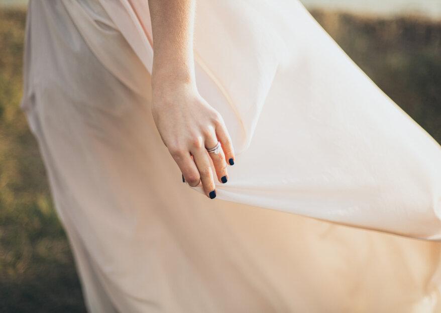 ¿Cómo guardar el vestido de novia en casa?