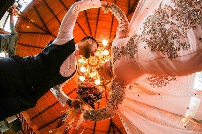 Multikulturelle Hochzeiten verbinden Kulturen und die Musik spielt dabei eine grosse Rolle!