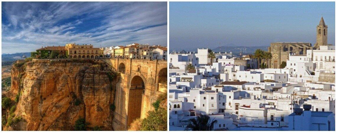 Los 10 pueblos más bonitos de Andalucía para visitar en pareja