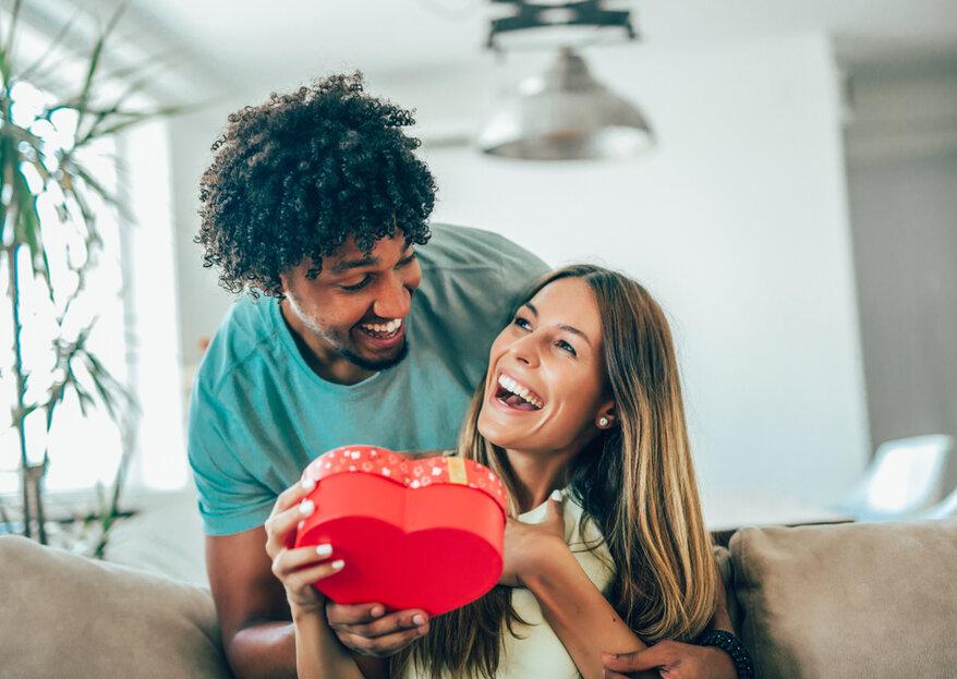 Inspirationen zum Valentinstag für romantische Flitterwochen