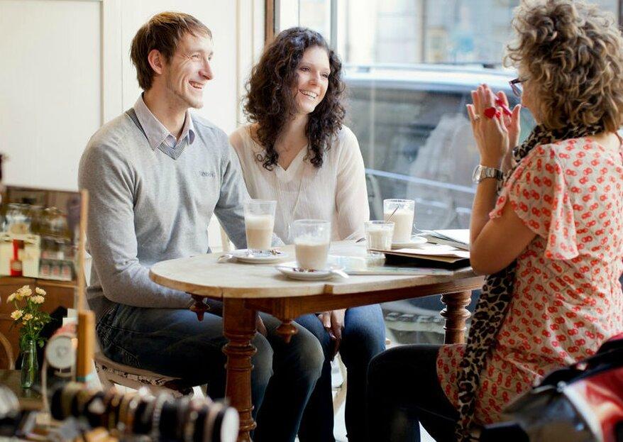 Welche Eigenschaften muss ein Hochzeitsplaner haben?