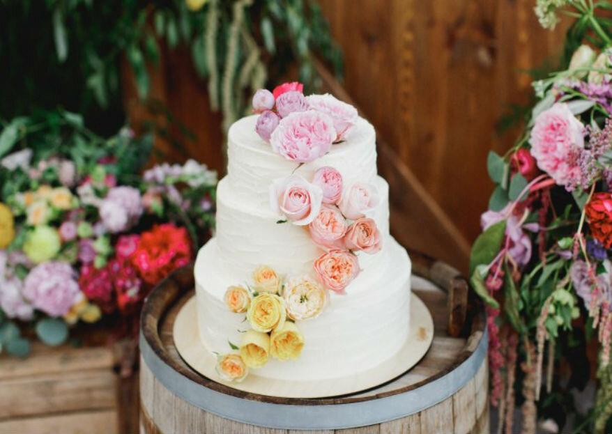 Сколько стоит свадебный торт? Расценки на все виды