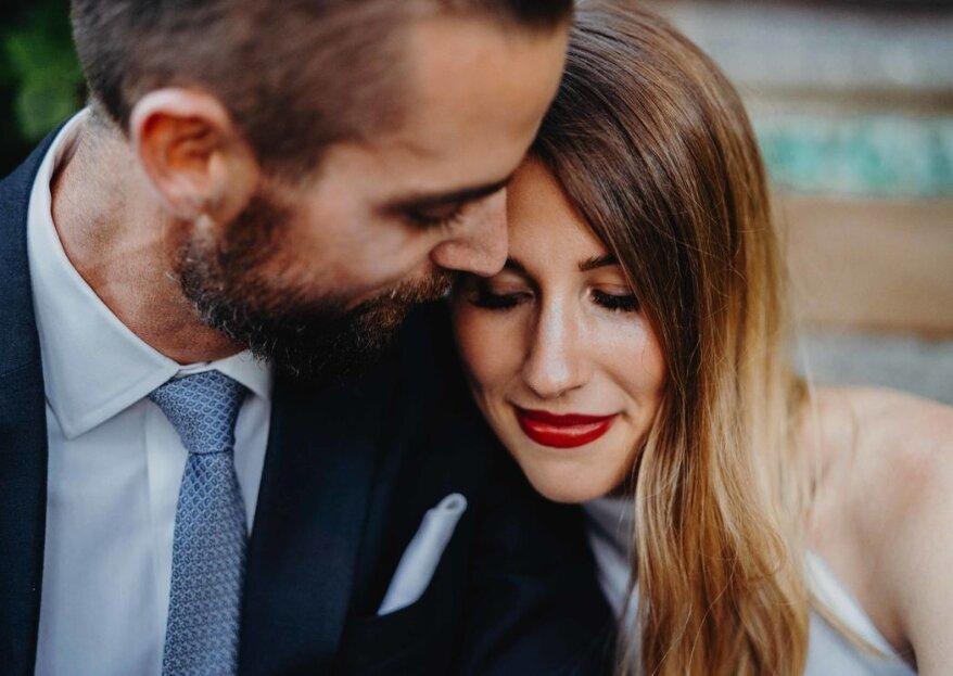 Le immagini del matrimonio come non le avevate mai viste: ecco quelle di Pasquale Mestizia!