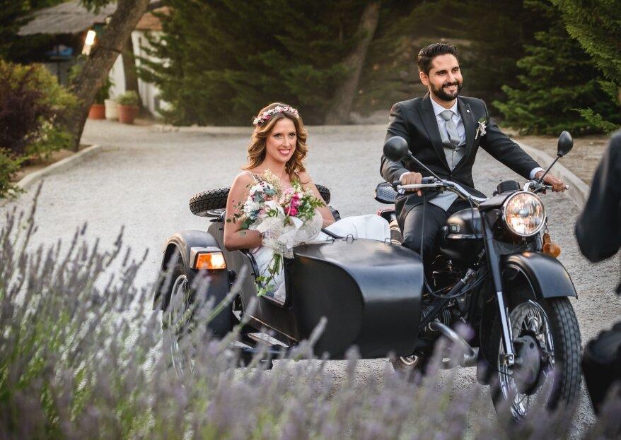 Aunque tu no lo sepas...: la boda de Susana y Jesús