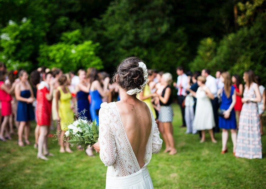 Diese 100 Fehler begehen Bräute bei Hochzeiten am häufigsten