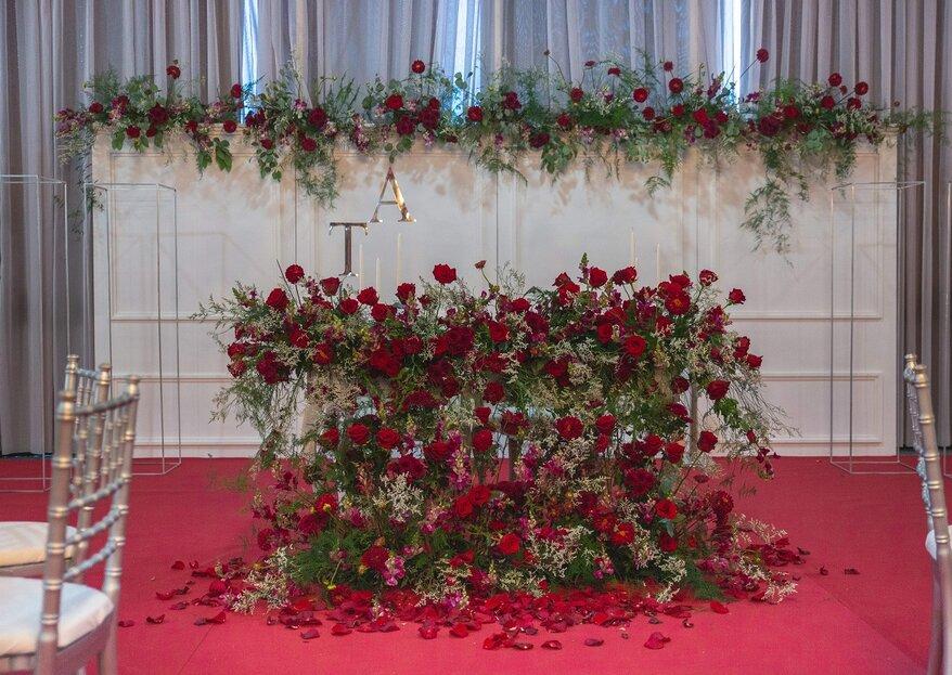 Eventos Privé: viva o seu casamento sem limites e com o máximo requinte!