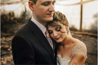 Todo pasa por algo, y ese algo eres tú: la boda de Begoña y Jose
