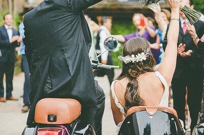 Cómo utilizar las redes sociales en tu boda: Los 7 DO'S y DON'TS