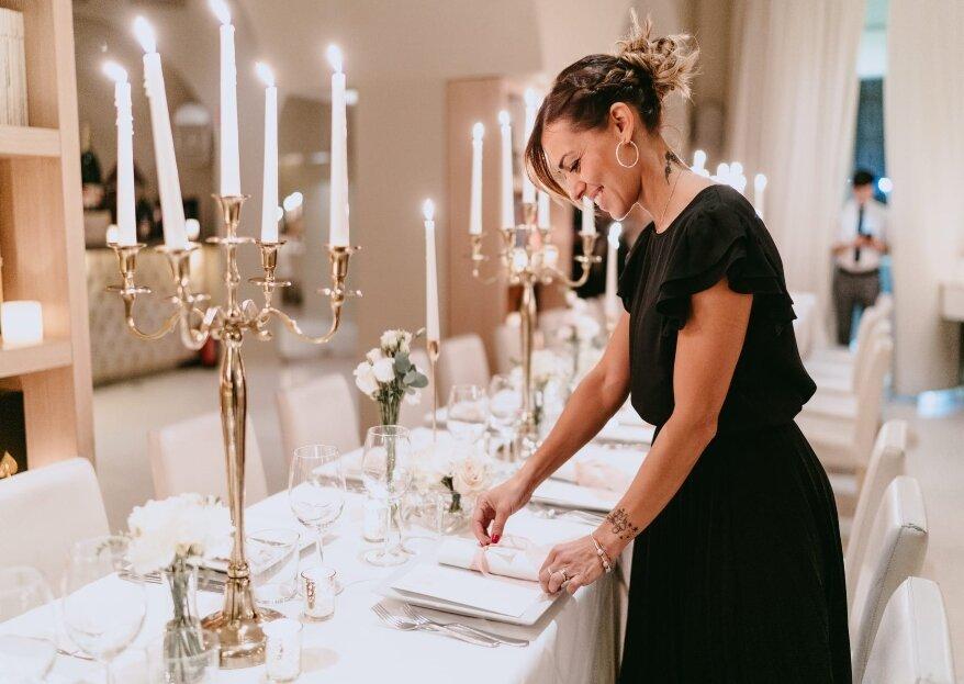 Valentina Cortese Wedding Planner vi aspetta nel suo nuovo atelier creativo, aperto ai futuri sposi dal 16 febbraio!