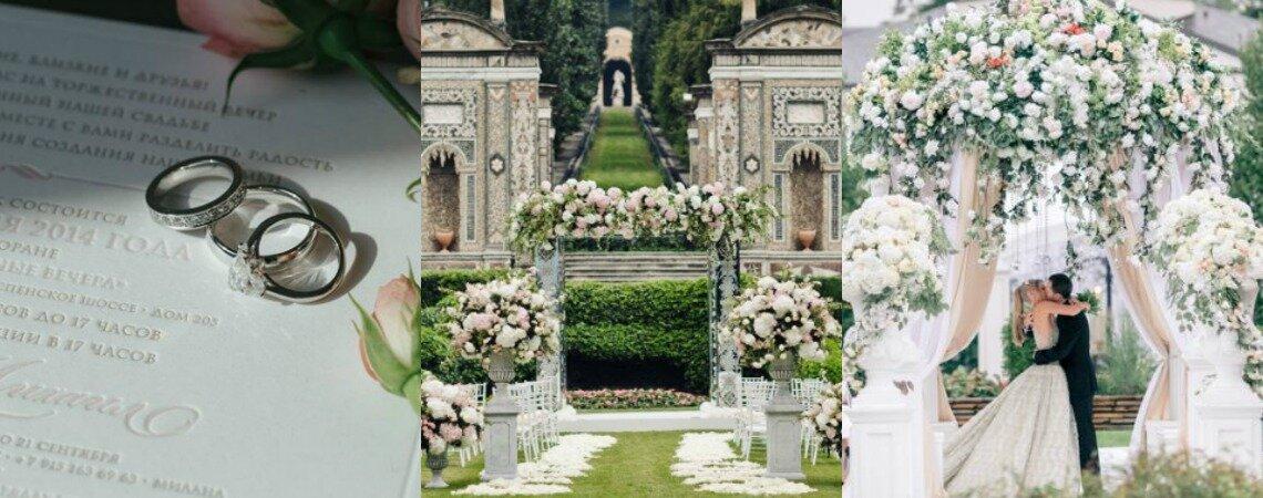 Свадебная площадка: 5 вопросов, которые нужно задать прежде, чем определиться с местом!