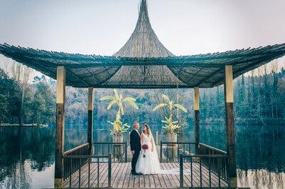 Como conseguir um casamento original, diferente a todos os outros?