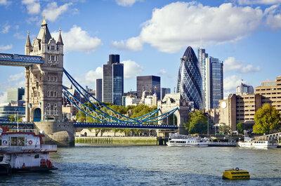 Los 5 hoteles más románticos en Londres para una luna de miel romántica