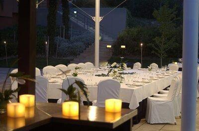 Cásate en un prestigioso hotel haciendo tu boda aún más inolvidable
