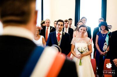Dossier pour le mariage civil : quelles pièces fournir ?