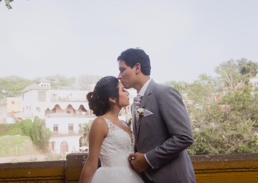 Vanessa y José: el sí más esperado para una historia de amor