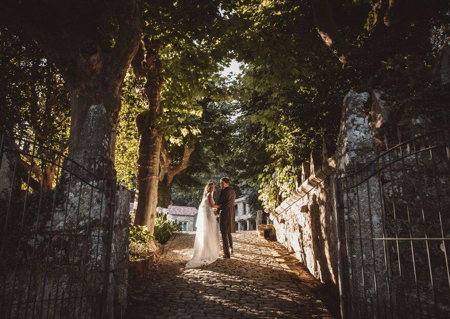 Pazo de Cea: celebra tu boda en un lugar que desprenda magia y puro romanticismo